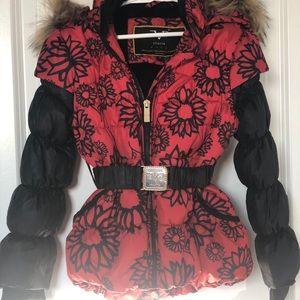 Authentic Versace Girl's Coat